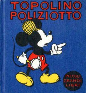"""Topolino""""poliziotto"""""""