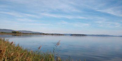 Il lago Trasimeno © Nicoletta De Rossi