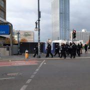 La polizia a Berlino © il Deutsch-Italia