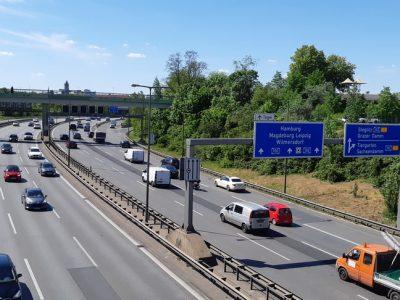 Autostrade tedesche © il Deutsch-Italia