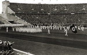 Le Olimpiadi del 1936 © Weilin Göös