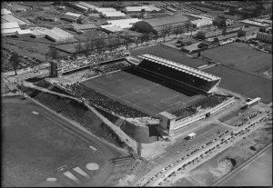 Lo stadio di Berna nel 1954 © ETH-Bibliothek_LBS_H1-016068