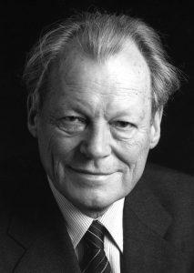 Willy Brandt © Bundesarkiv B 145 Bild-F057884-0009 Engelbert Reineke © CC BY-SA 3.0