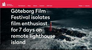 Festival del Cinema © Göteborg Film Festival