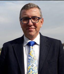 Il sindaco di Boves Maurizio Paoletti © Paoletti