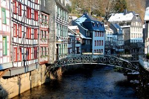 Monschau © CC BY-SA 3.0 Jean-Pol GRANDMONT WC