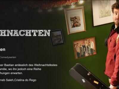 Torno per Natale © Netflix