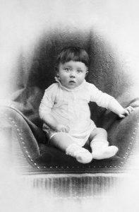 Hitler bambino © Bundesarkiv B 183-1989-0322-506 © CC BY-SA 3.0