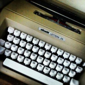 Olivetti Lettera 25 © Wesley Santos CC BY-SA 2.0 Flickr
