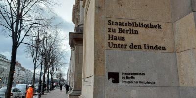 La Staatsbibliotek a Berlino © il Deutsch-Italia