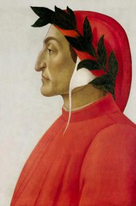 Dante Alighieri - Sandro Botticelli 1495