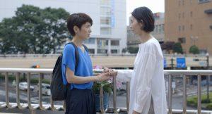 Fusako Urabe e Aoba Kawai (3° episodio) © 2021 Neopa Fictive