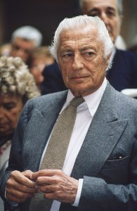 Gianni Agnelli © CC BY-SA 3.0 Unported Gorupdebesanez WC