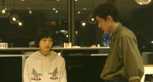 Kotone Furukawa e Ayumu Nakajima 1° episodio © 2021 Neopa-Fictive