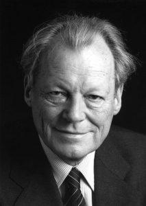 Willy Brandt © Bundesarkiv B-145-F057884-0009-Engelbert Reineke © CC BY-SA 3.0