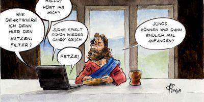 Giovedì santo - Gründonnerstag