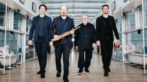 Stefano Di Battista e la sua band © Stefano Di Battista