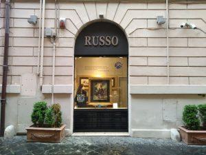 La Galleria Russo © il Deutsch-Italia