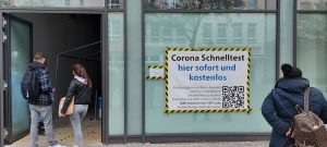 Corona Schnelltest © il Deutsch-Italia