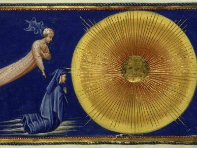 Illumination © Giovanni di Paolo London, British Library.