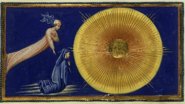Illumination © Giovanni di Paolo London, British Library.