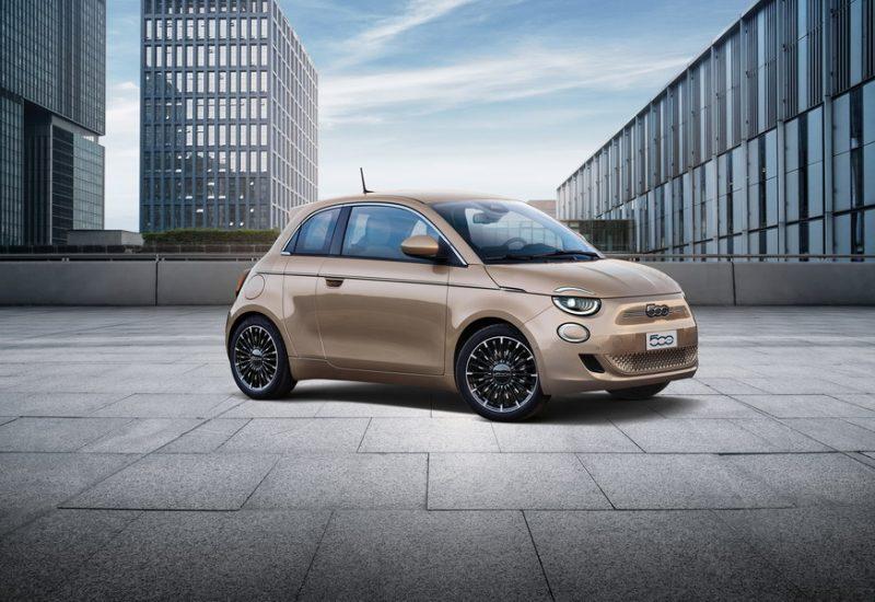 Nuova Fiat 500 © Fiat-Stellantis