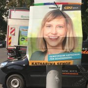 Manifesti elettorali a Berlino © il Deutsch-Italia