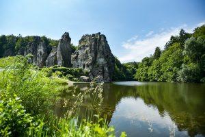 La foresta di Teutoburgo