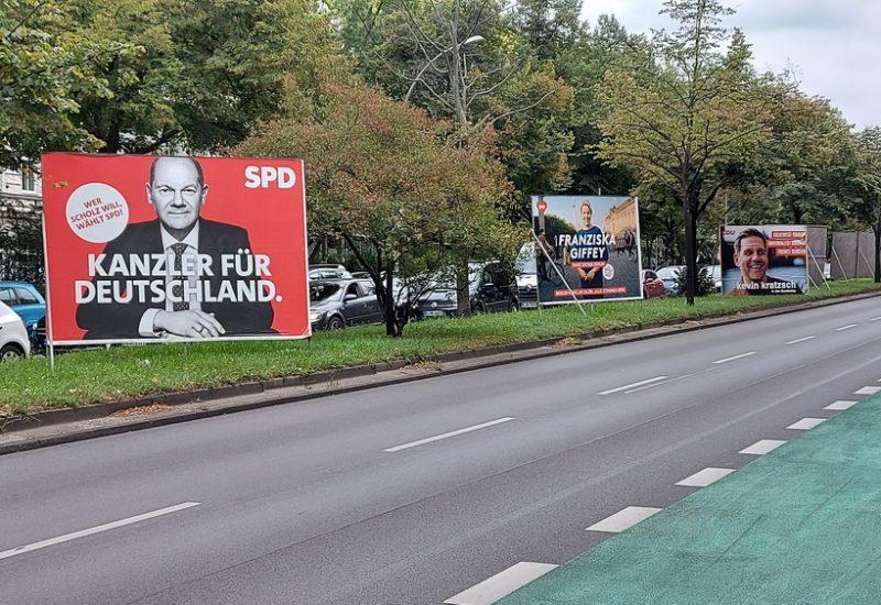 Manifesti elettorali © il Deutsch-Italia