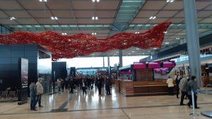Il nuovo aeroporto di Schönefeld © il Deutsch-Italia