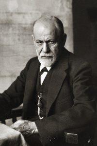 Sigmund Freud nel 1926